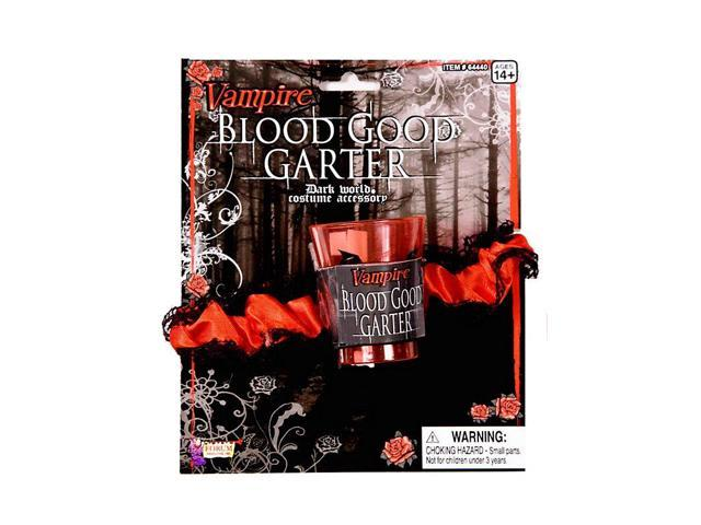 Vampire Blood Garter