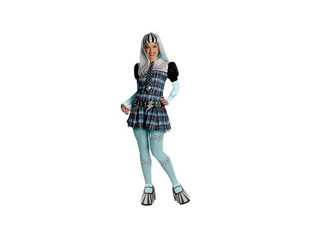 Deluxe Frankie Stein Costume for Adults