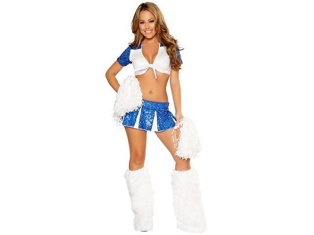 Women's Sexy Charming Cheerleader Costume