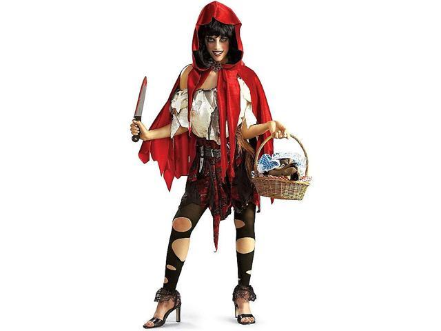 Teen Girl's Little Dead Riding Hood Costume