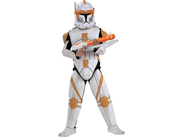 Deluxe Clone Trooper Commander Cody for Child
