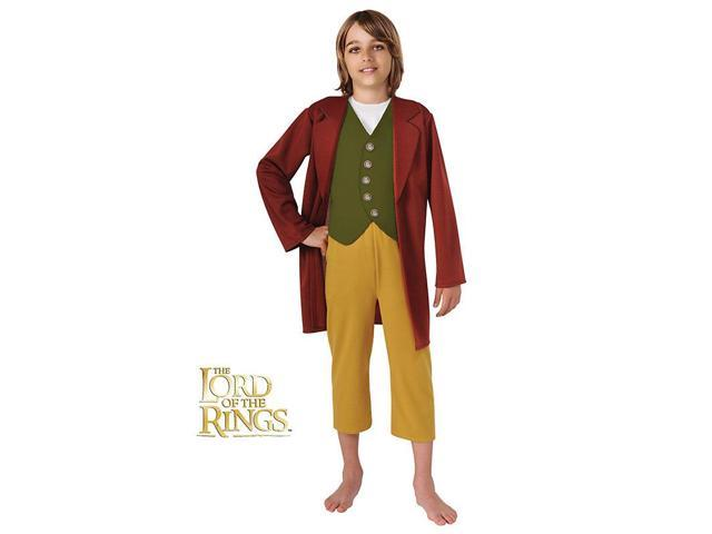 The Hobbit Child Bilbo Baggins Costume by Rubies 881460