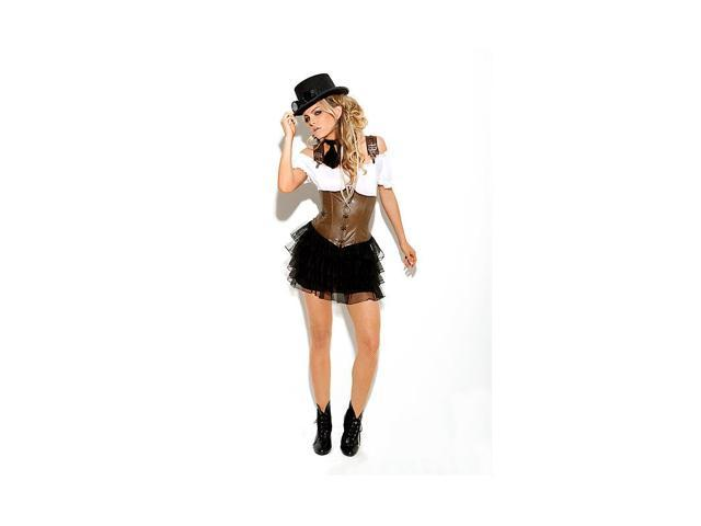 Adult Racy Steampunk Rose Costume Elegant Moments 9928