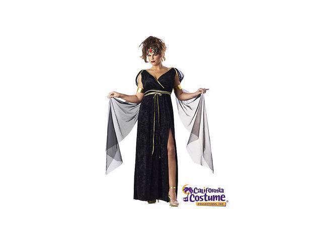 Medusa Plus Size Women's Costume