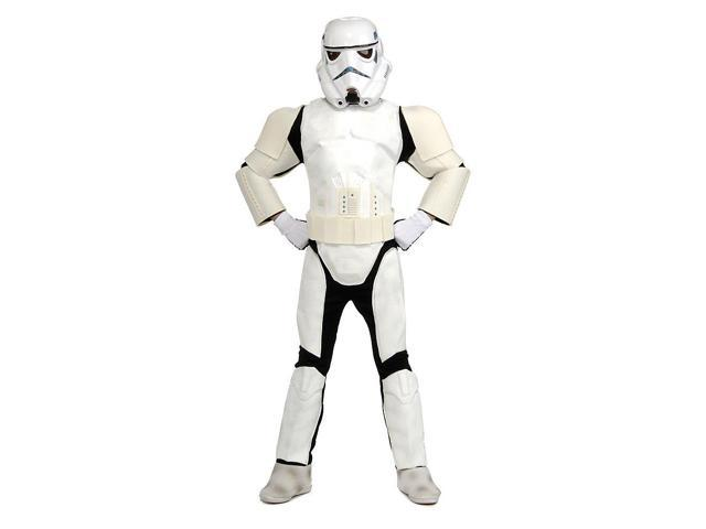 Star Wars Deluxe Stormtrooper - Child Small Costume