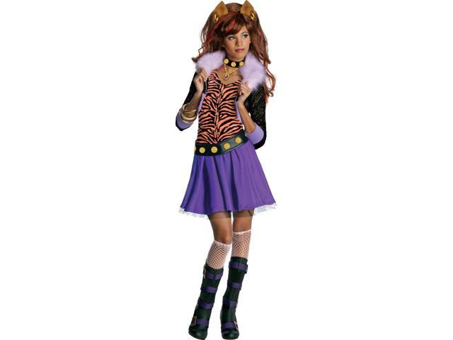 Monster High Clawdeen Wolf Costume for Girls