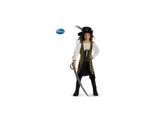 Angelica Girl's Pirates of the Caribbean Costume