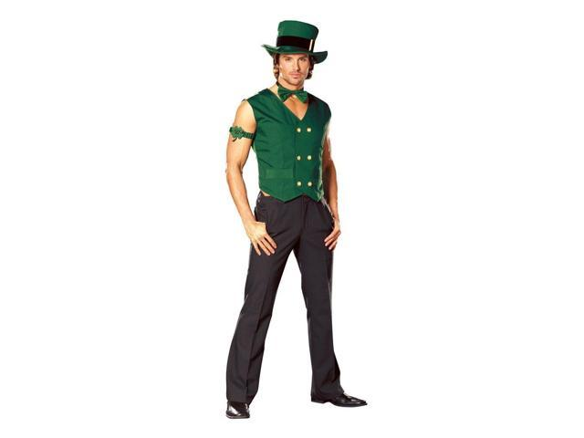 Get Lucky Leprechaun Men's Costume