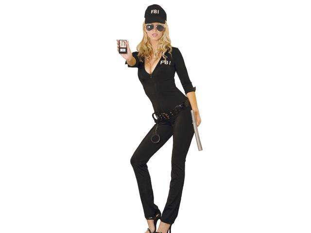 FBI Agent Women's Sexy Costume