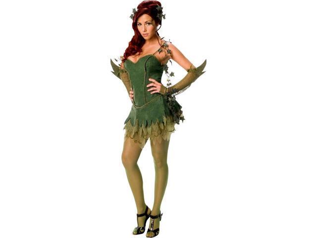 Women's Sexy Poison Ivy Costume