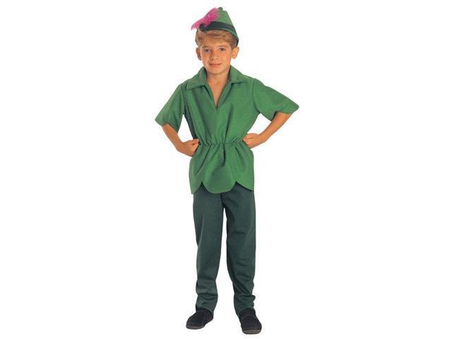 Peter Pan Costume Rubies 882509
