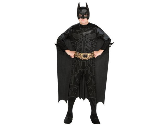 Boy's The Dark Knight Batman Costume