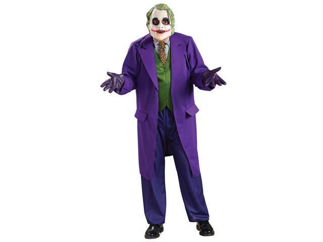 The Joker Deluxe Costume for Men