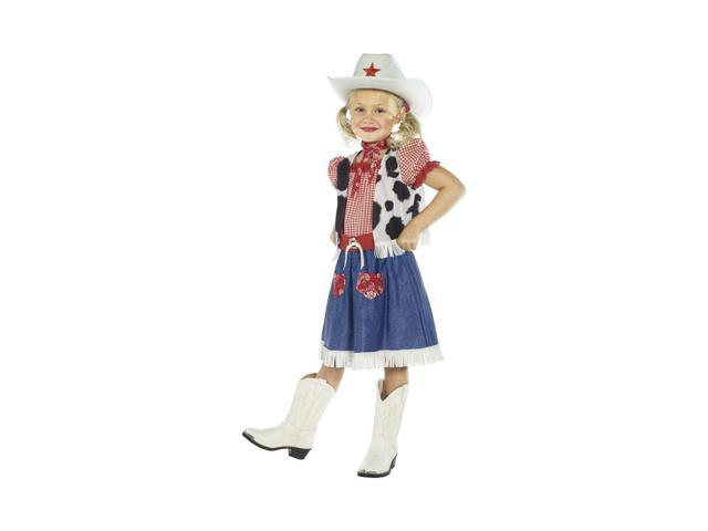 Cowgirl Sweetie Girl's Costume