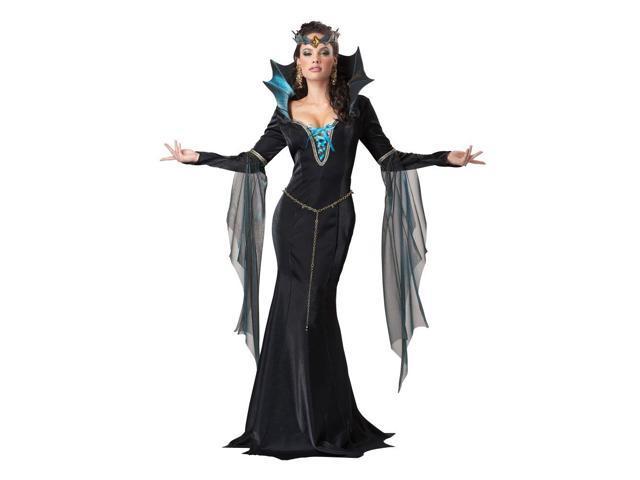Womens Adult Evil Sorceress Costume
