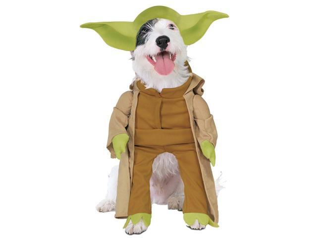 Yoda Star Wars Costume for Pets