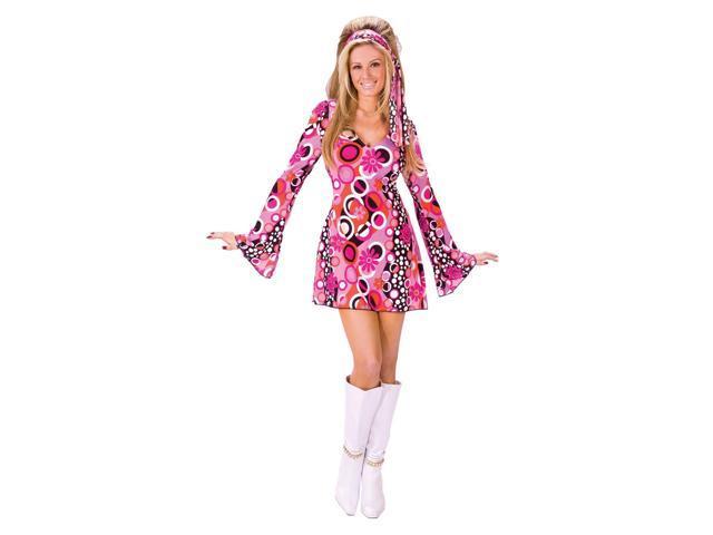 Feelin' Groovy Women's Sexy Costume