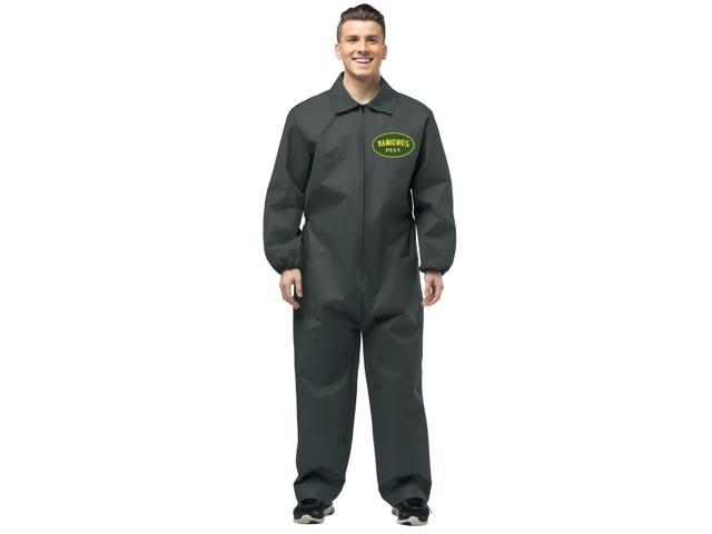 Breaking Bad Vamanos Pest Control Jumpsuit Adult Costume One Size Fits Most