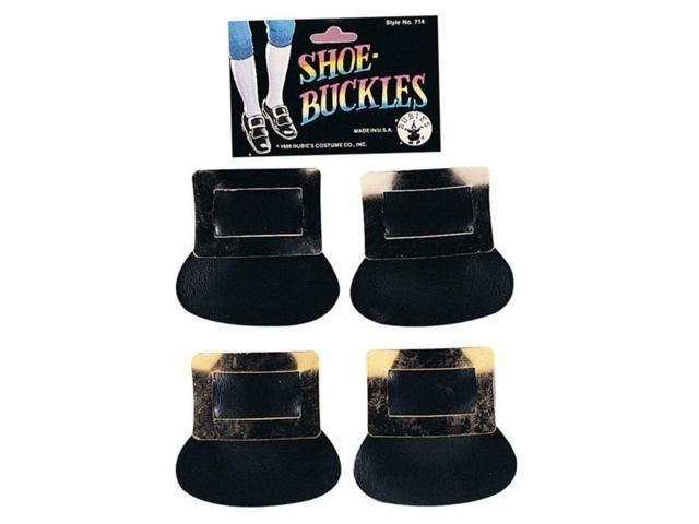Silver or Gold Colonial Shoe Buckles
