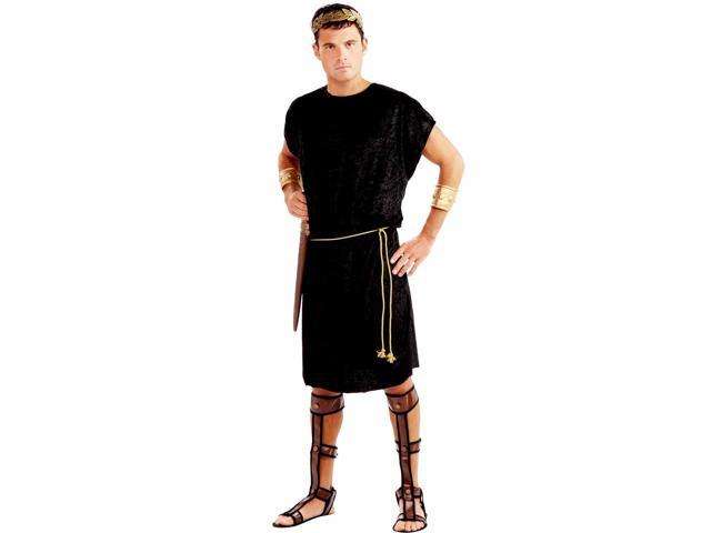 Black Adult Tunic Costume