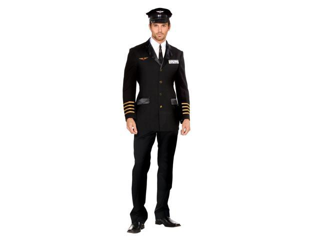 Captain Hugh Jorgan Costume for Adult