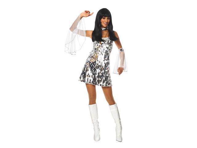 60s Dazzle Women's Costume