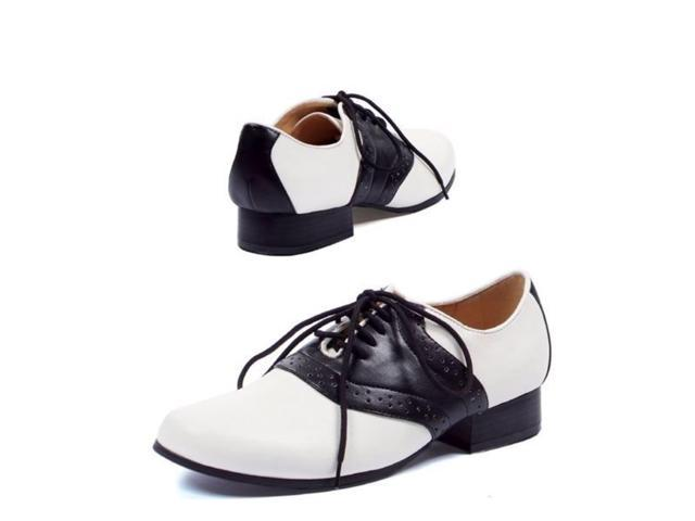 Adult Ladies' Saddle Shoes