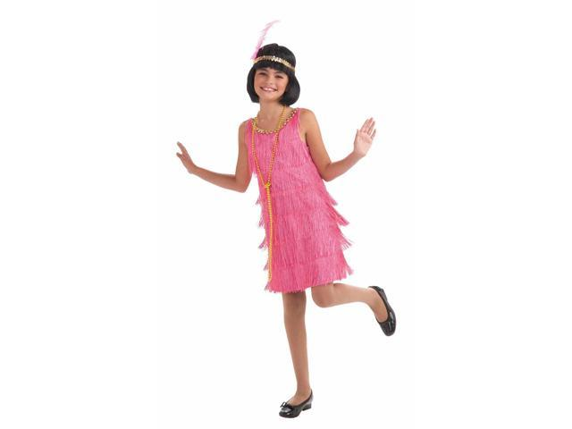 Girl's Lil' Miss Flapper Costume