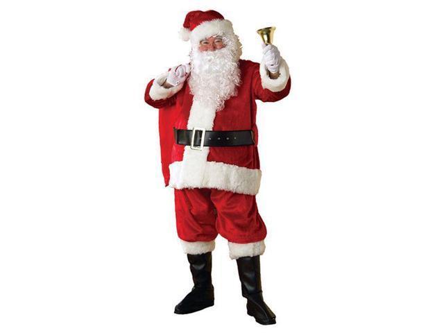 Extra Large Regency Santa Suit Costume