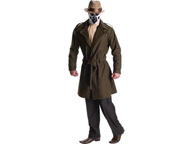 Men's The Watchmen Rorschach Costume