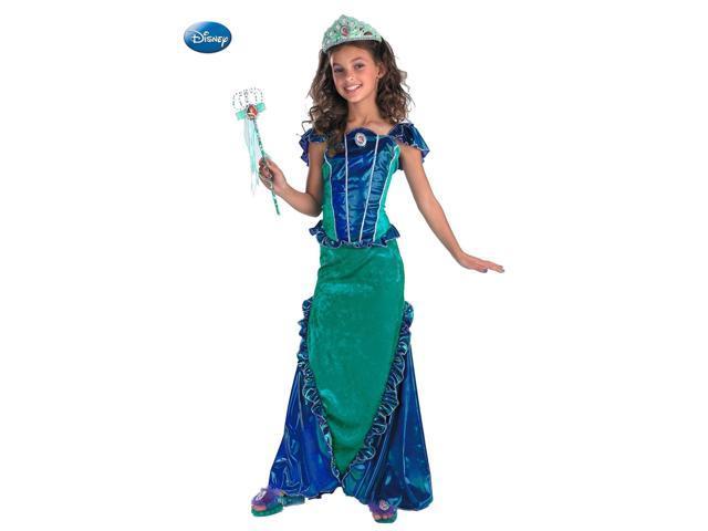 Deluxe Ariel Disney Mermaid Child Costume