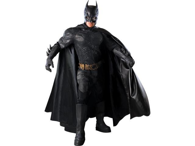 Men's Collector's Edition Grand Heritage Batman Muscle Costume