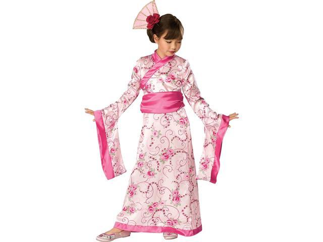 Toddler / Child Asian Princess Costume Rubies 882727