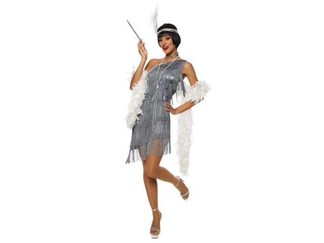 Dazzling Flapper Women's Sexy Costume