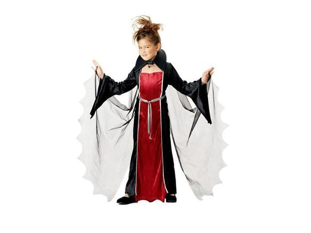Vampire Girl Kids Costume for Kids