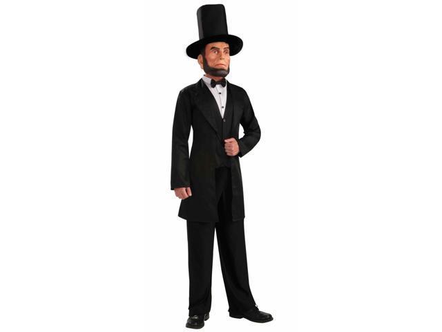 Abraham Lincoln Men's Costume
