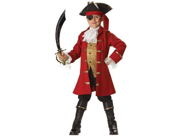 Pirate Captain Elite Child Costume