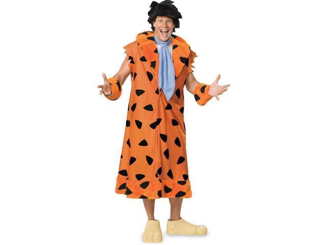 Men's Fred Flintstone Costume