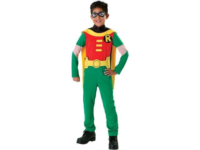 Kid's Teen Titans Robin Costume