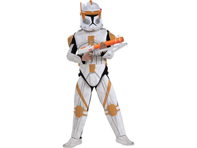Deluxe Clone Trooper Commander Cody for Child