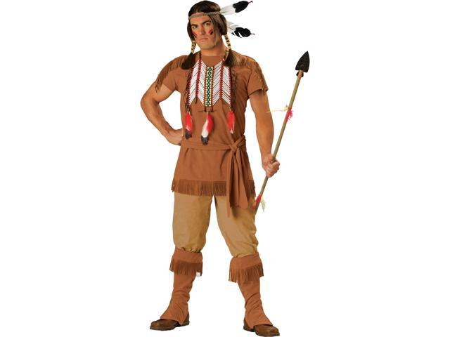 Elite Men's Indian Brave Costume