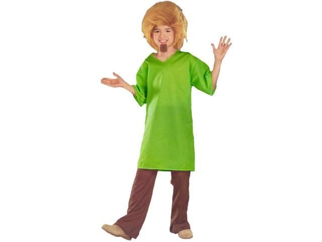 Boy's Shaggy Scooby Doo Costume