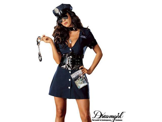 Corrupt Cop Costume for Adults