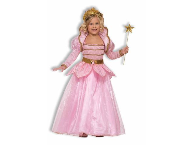 Little Pink Princess Girl's Costume
