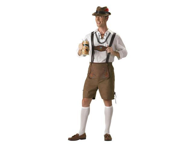 Men's Elite Octoberfest Guy Costume