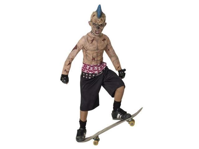 Boy's Skater Punk Zombie Costume