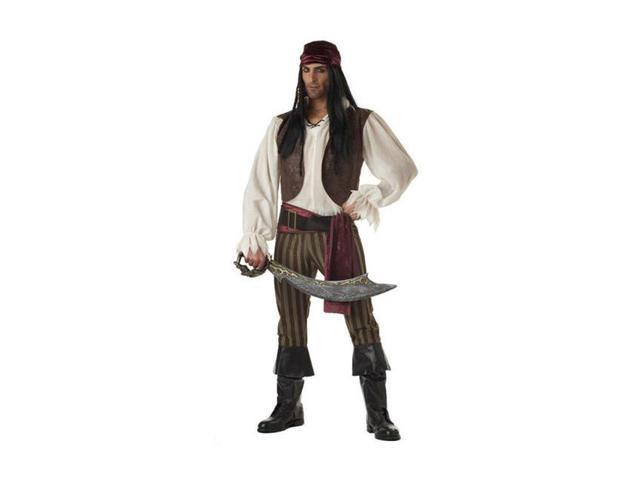 Adult Male Rogue Pirate Costume