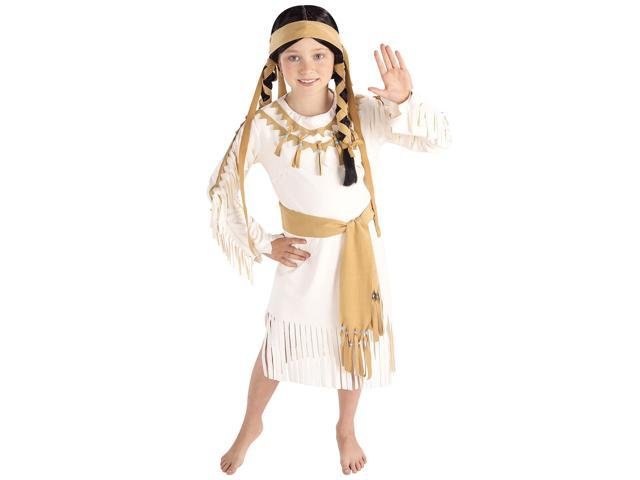 Deluxe Native American Princess Costume for Girls