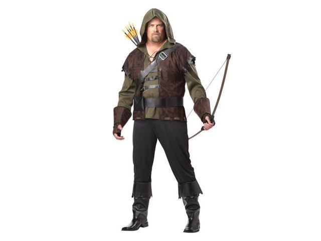 Plus Size Robin Hood Men's Costume