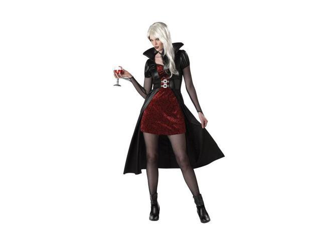 Blood Thirsty Beauty Vampiress Womens Costume